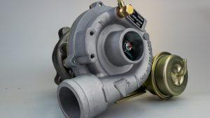 como reparar un turbo